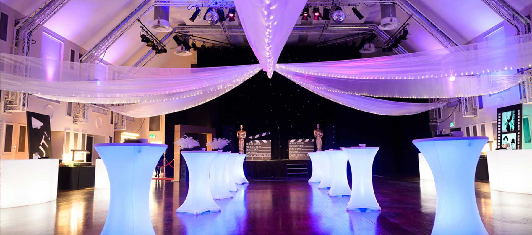 Hall Hire in Buckinghamshire
